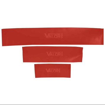 Valor Athletic TLR-SET Thin Loop Red Medium Set - Red