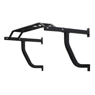 Valor Athletic CHN-UP Chin Up Bar Pro Style Mount - Black