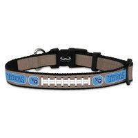 Game Wear Inc NFL New York Jets Reflective Dog Collar XS