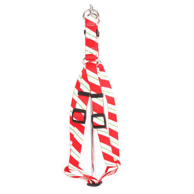Yellow Dog Design SI-PEP102M Peppermint Stick Step-In Harness - Medium