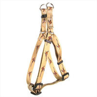 Yellow Dog Design SI-PH102M Pheasants Step-In Harness - Medium