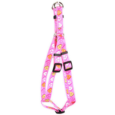 Yellow Dog Design SI-SW101S Sweethearts Step-In Harness - Small