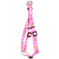 Yellow Dog Design SI-SW102M Sweethearts Step-In Harness - Medium