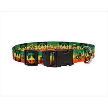 Yellow Dog Design RAS100C Rasta Standard Collar - Cat