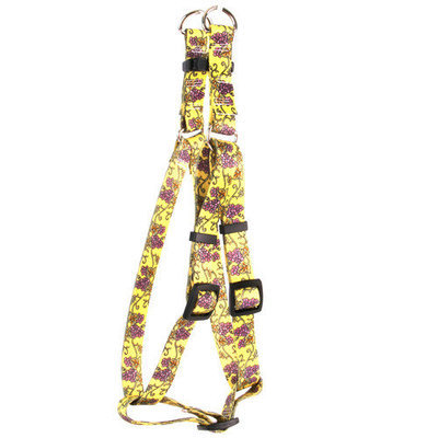 Yellow Dog Design SI-WGV103L Grapevine Step-In Harness - Large