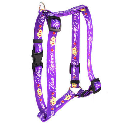 Yellow Dog Design H-YH101SM Your Highness Roman Harness - Small/Medium