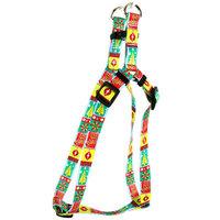 Yellow Dog Design SI-RTC102M Retro Christmas Step-In Harness - Medium