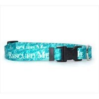 Yellow Dog Design RESC100C Rescued Me Standard Collar - Cat