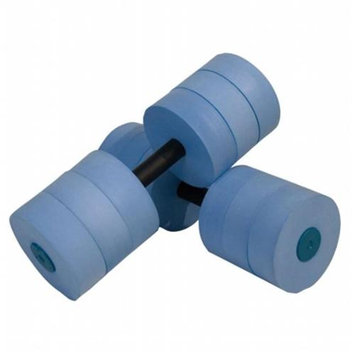 Power Systems 86570 Heavy Resistance Water Dumbbell - Pair