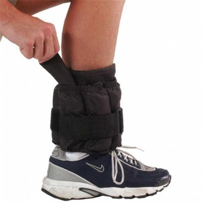 Power Systems 90580 Premium Ankle Weight 10 lbs Pair - 5 lbs Each