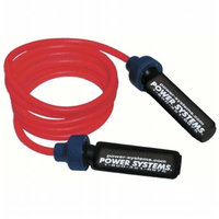 Power Systems 35505 8 ft. PoweRope Jump Rope - Gray