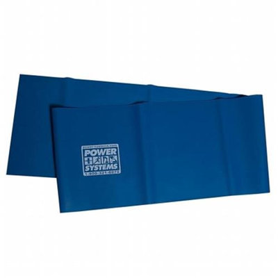 Power Systems 84745 Flat Band 6 Yard Roll Heavy - Blue