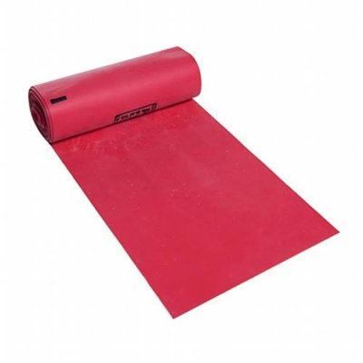 Power Systems 84770 50 Yard Flat Band Roll Medium - Red