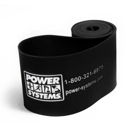 Power Systems 84820 Extra Heavy Versa - Loop Resistance Band - Black