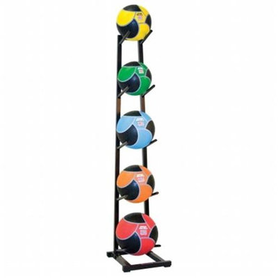 Power Systems 27150 Med Ball Tree - Black