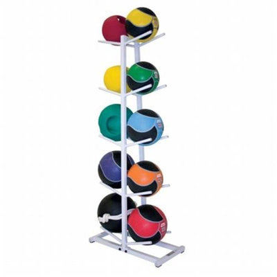 Power Systems 27180 Double Med Ball Tree Black