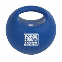 Power Systems 28106 6 lbs Power Grip-Ball Medicine Ball