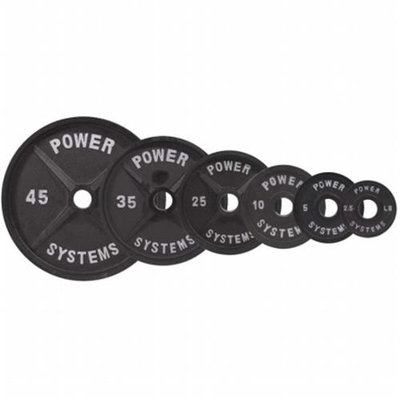 Power Systems 61102 Pro Olympic Plate - Black