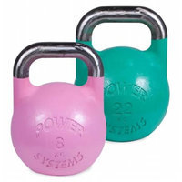 Power Systems 50488 Competition Kettlebell - Light Green
