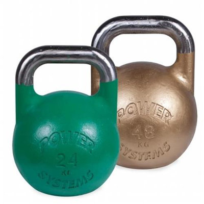 Power Systems 50496 Competition Kettlebell Gold