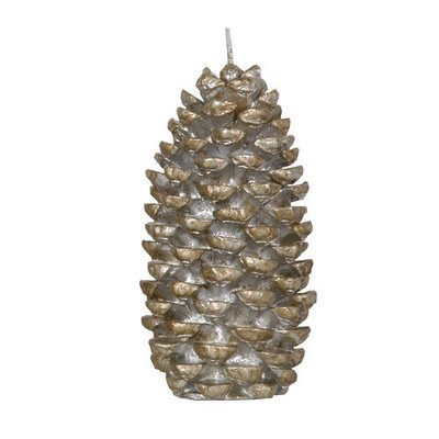 Fantastic Craft Spruce Cone Novelty Candle Size: 4.5