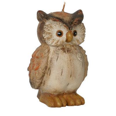 Fantastic Craft Owl Novelty Candle