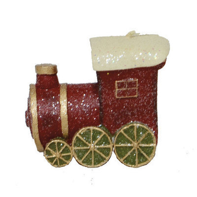 Fantastic Craft Train Novelty Candle Size: 2.75
