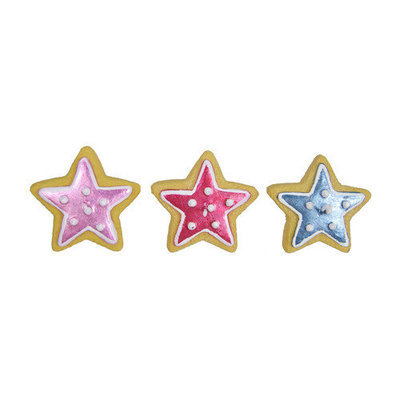 Fantastic Craft Cookie Star Novelty Candle