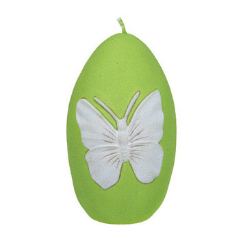 Fantastic Craft Butterfly Egg Novelty Candle