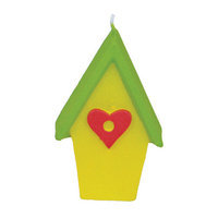 Fantastic Craft Birdhouse Novelty Candle Size: 3