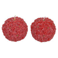 Fantastic Craft Red Ball Novelty Candle