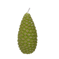 Fantastic Craft Pinecone Novelty Candle Size: 6.25