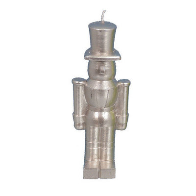 Fantastic Craft Standing Nutcracker Candle Color: Champ