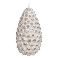 Fantastic Craft Pinecone Novelty Candle Size: 7
