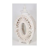 Fantastic Craft Oval Woven Lantern