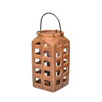 Fantastic Craft Grid Lantern, 9.5 H x 5 W x 5 D