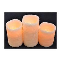 Fantastic Craft 3 Piece Pillar Candle Set