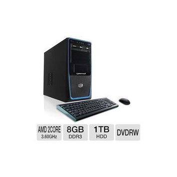 CybertronPC Blueprint TCAD3293A Workstation PC