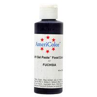 AmeriColor FUCHSIA SOFT GEL PASTE Cake Food Color 4.5 z
