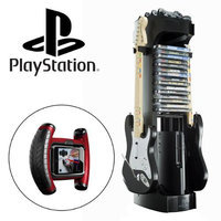 Level Up LevelUp Alloy Gaming Storage Tower for PlayStation 3
