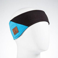 Tenergy - Bluetooth Headband - Black/blue