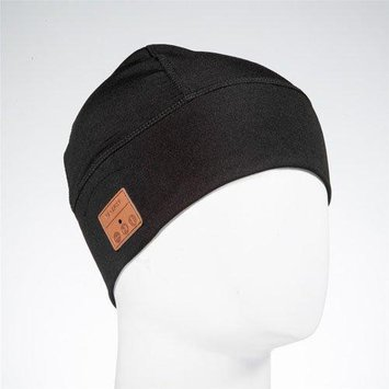 Tenergy Wireless Bluetooth Sports Beanie - Black