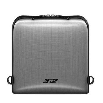 3n2 Sports Customizable Back Pak Pockets - Silver