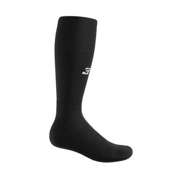 3N2 4200-01-SM Full Length Socks - Black Small