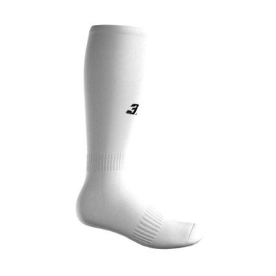 3n2 Sports Full Length Socks - White