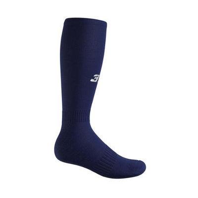 3N2 4200-03-XL Full Length Socks - Navy Extra Large