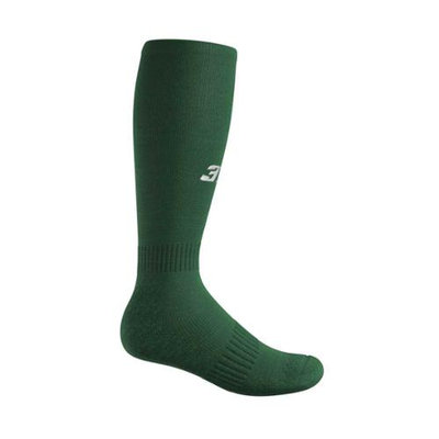 3N2 4200-15-SM Full Length Socks - Forest Green Small