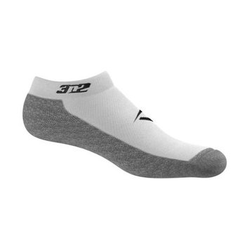 3N2 4210-06-SM Ankle Socks - White Small