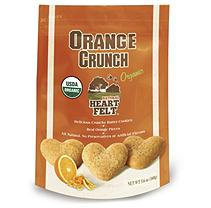 Heartfelt Organic Orange Butter Crunch Cookies (5.6 oz, 20 pk.)