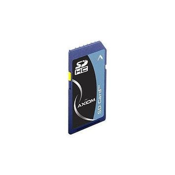 Axiom 8GB Secure Digital High Capacity (SDHC) Card - Class 4